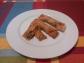 Rollitos de pasta brick