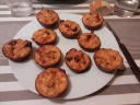 Mini quiches de chorizo