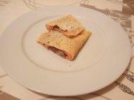 Falsos creps de jamon, queso y champis