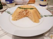 Pastel de pescado