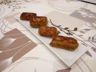 Croquetas de espinacas y queso roqueford