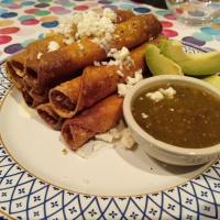 Flautas mexicanas